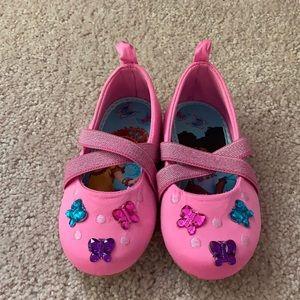 Fancy Nancy Toddler Flats